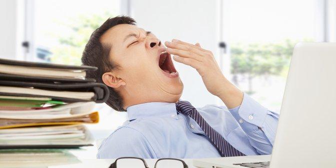 kurang tidur - penyebab gula darah naik
