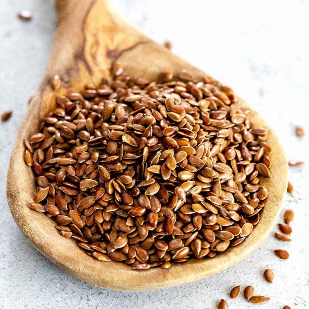 Manfaat Flaxseed bisa turunkan kolesterol - eskayvie indonesia