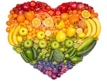 khasiat warna buah dan sayuran