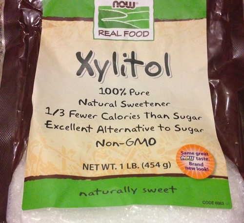 xylitol sebagai pemanis alami yang baik