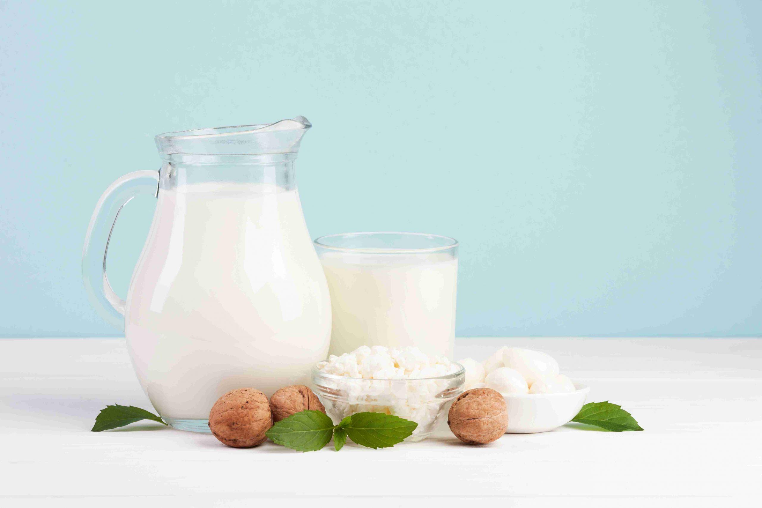 manfaat susu bagi jantung