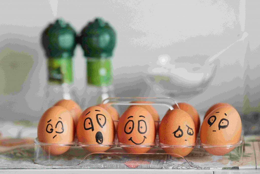 jumlah telur yang boleh dimakan per hari