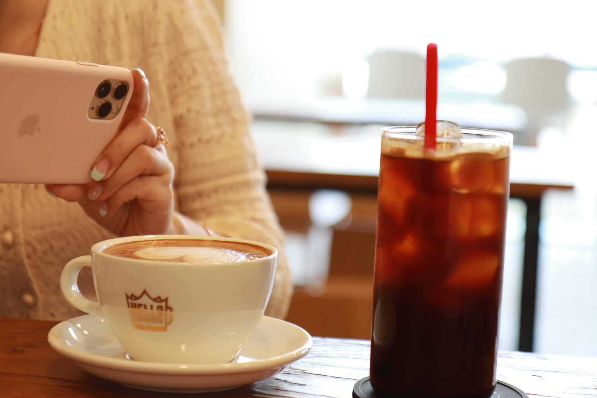manfaat kopi americano di drakor drama korea