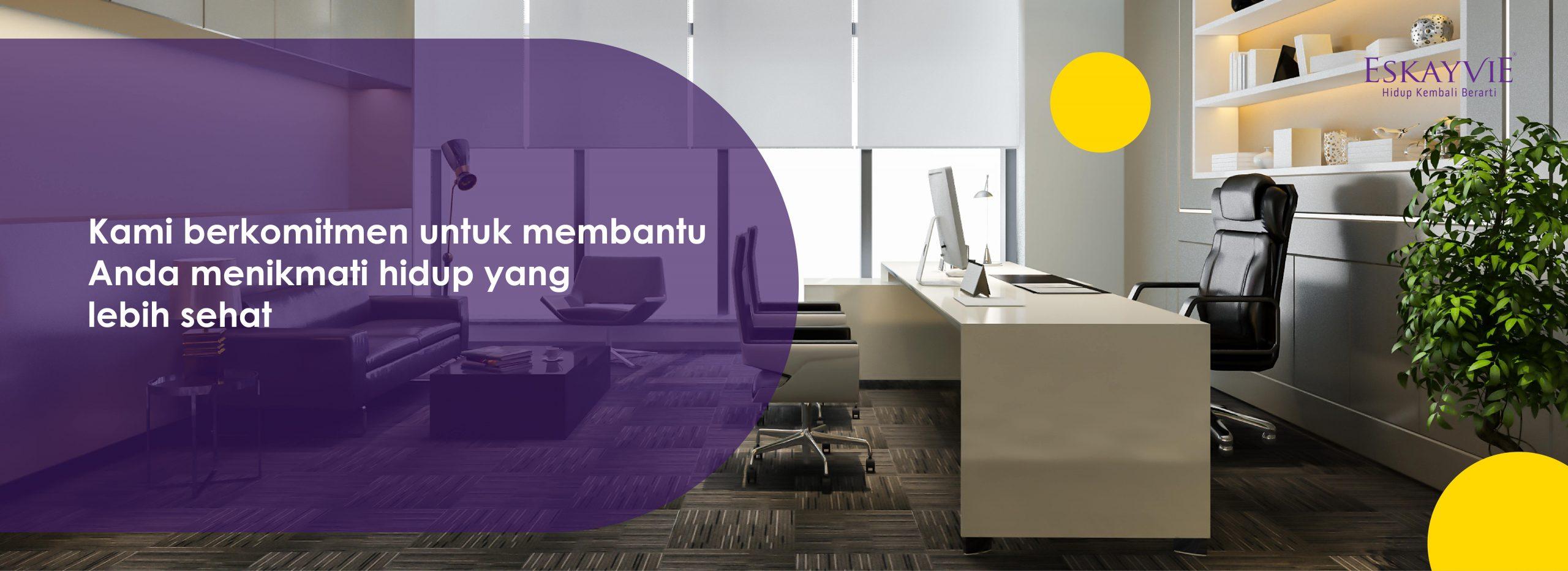 banner profil perusahaan eskayvie indonesia