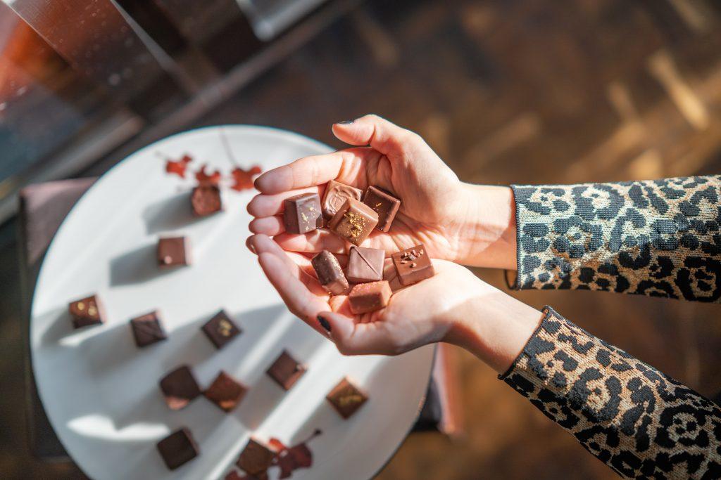 Sering merasa unmood? Coba makan cokelat